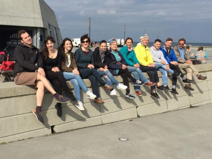 Voyage d'étude à Copenhague, Juin 2016
